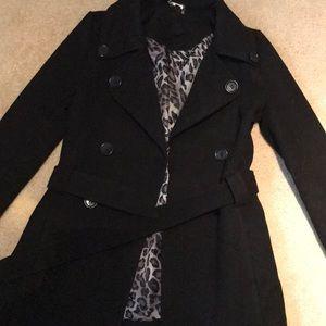 Joujou women's pea coat